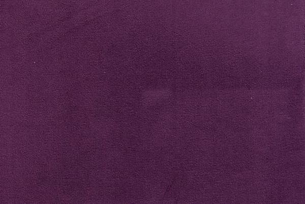 P m kirkby design minuet damson purple spot chenille